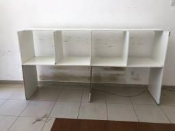 Ponto de Atendimento ( mesa )de 4 posições
