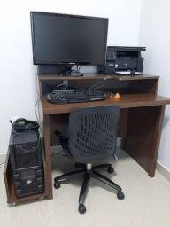 escrivaninha madeira