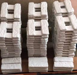 Tijolinho Rústico 3d modelo brick (Gesso)
