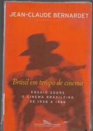 olx0127 livro - brasil em tempo de cinema - jean-claude bernardet