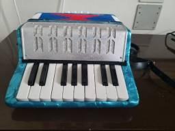 Sanfona infantil, acordeon Child Prodigy