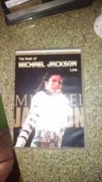 Dois DVDs do Michael Jackson Originais bom.Leia a Descrição.