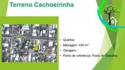 Título do anúncio: terreno na cachoeirinha - R$ 400.000