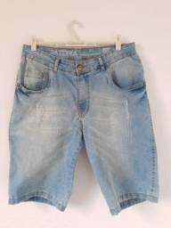 Bermuda Slim em Jeans Daterra Original