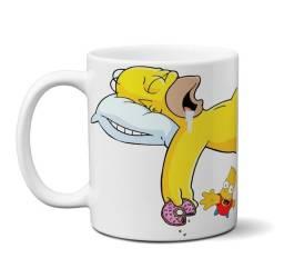 Caneca Simpsons