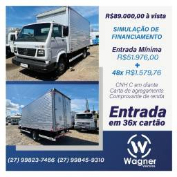 Vw 8-120 Motor Novo Wagner Veículos
