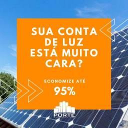Projeto de Energia Solar Fotovoltaica