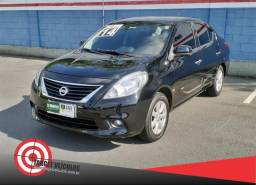Nissan Versa  1.6 16V SL FLEX MANUAL