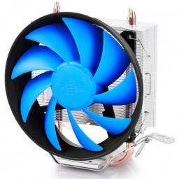 Cooler para Processador DeepCool Gammaxx 200T, 120mm Intel-AMD - Loja Natan Abreu
