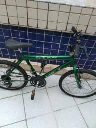 Bicicleta infantil aro 20 18 marchas