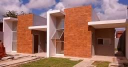 (SI) Casa nova no Eusébio com 3 quartos (2 suítes), garagem para até 2 carros, sala, coz