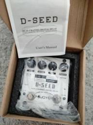 Título do anúncio: Pedal D seed Joyo
