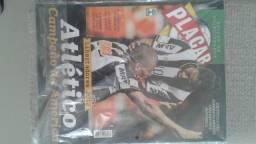 Revista placar Atlético campeão da Libertadores 2013