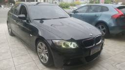 Bmw 318i 2012 top com interior caramelo