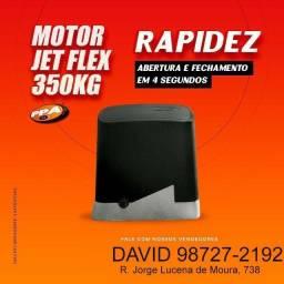 Motor PPA Home Jet Flex Ultra Rápido p/ Portão com instalação