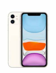 iPhone 11 Apple 128GB Branco Tela de 6,1?, Câmera Dupla de 12MP, iOS