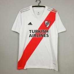 20/21 Camisa River Plate home Tamanho M