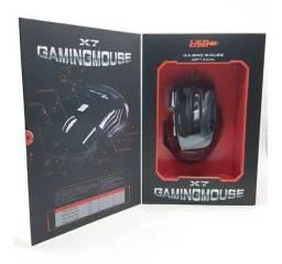 Mouse Gamer X7 2400 Dpi E-Sports 7 Botões