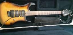 Guitarra Washburn X series - com estojo