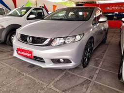 Honda Civic Lxr 2.0 Automático - Financiamos em até 60x