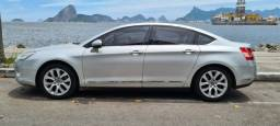 Citroen C5 2.0 Exclusive 16V gasolina/GNV 4p automático S.U.S.P.E.N.S.Ã.O.A.T.I.V.A!!!
