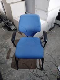 cadeiras giroflex candall fixa