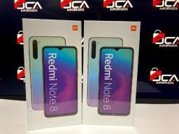 SmartPhone Redmi Note 8 64Gb Novo Lacrado