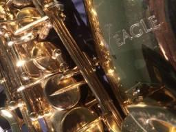 Saxofone Alto Eagle com case sax