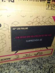 VENDO TV  LED 22 POLEGD