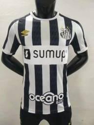Camisa Santos 2021/22 tamanhos S-XXXL