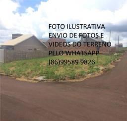 Terreno de esquina, localização privilegiada, com toda documentação no bairro Gurupi