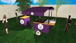 Projetos 3D Ambientes comerciais