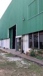 Galpão para alugar, 1345 m² por R$ 18.000,00/mês - Distrito Industrial Bairro do Una - Tau