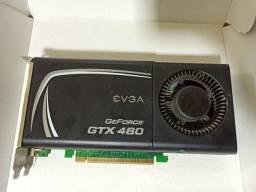Placa de Vídeo EVGA GTX 460 'Melhor que 550 Ti, 650 Ti e 750 Ti