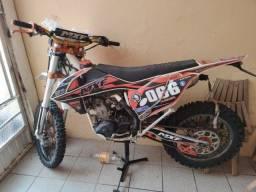 Moto MXF 250RX  4T