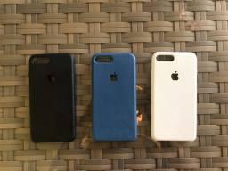 3 Capinhas - IPhone 7/8 Plus *