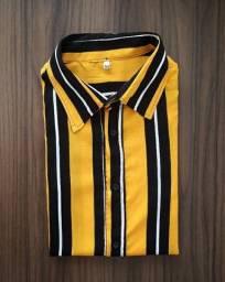 Camisa listrada Nova
