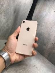 Iphone 8 64 GB ( Gold )