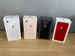 iphone 8 64gb silver original  lacrado