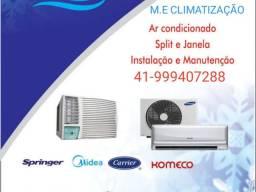 Instalação de ar condicionado o Melhor preço qualidade garantida