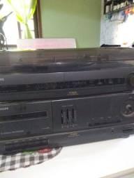 Aparelho de som antigo Philips