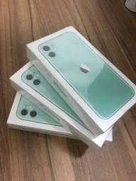 iPhone 11 64g BRANCO - VERDE - PRETO  PROMOÇÃO