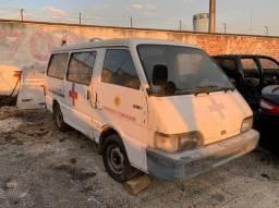 Kia Besta 1995 Diesel Sucata para retirada de peças