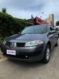 Título do anúncio: Renault Megane 2008 Cinza