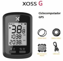 Ciclocomputador Gps Xoss G Smart Básico Bluetooth Strava