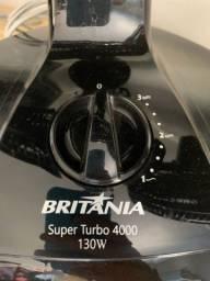 Ventilador Britânia 40 centímetros 6 Pás 127v (novo)