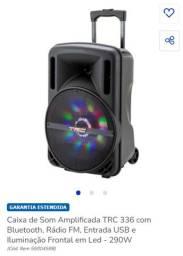 Vendo caixa de som TRC 336