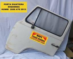 Porta Dianteira Esquerda Kombi  2006 ate 2013