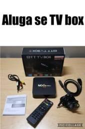 TV box mxq ALUGA se