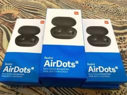 Fone Bluetooth Airdots S - Bluetooth 5.0 - Modo Gamer